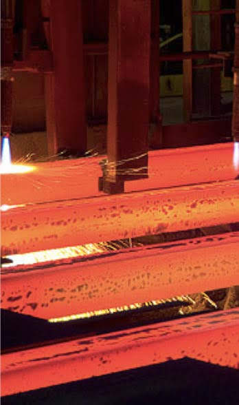 Optimizing Steel Manufacturing