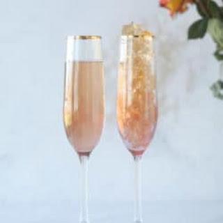 Rosé Champagne Gummy Bears.