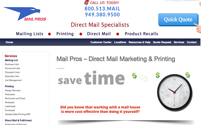 Mail Pros USA