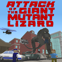 Attack of the Giant Mutant Lizard icon