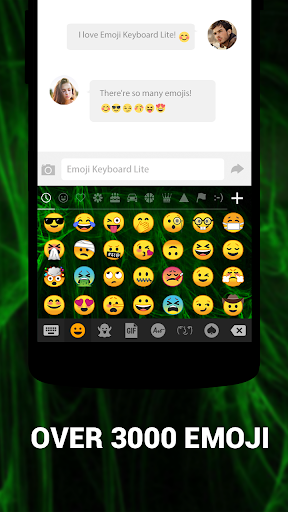 Emoji Keyboard Lite  screenshots 1