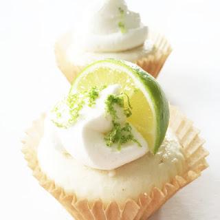 Skinny Margarita Cupcakes