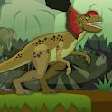 Hybrid Dilophosaurus: Swamp Terror icon
