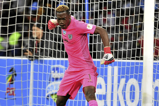 Baroka goalkeeper Elvis Chipezeze has come in for a lot of flak for time-wasting.