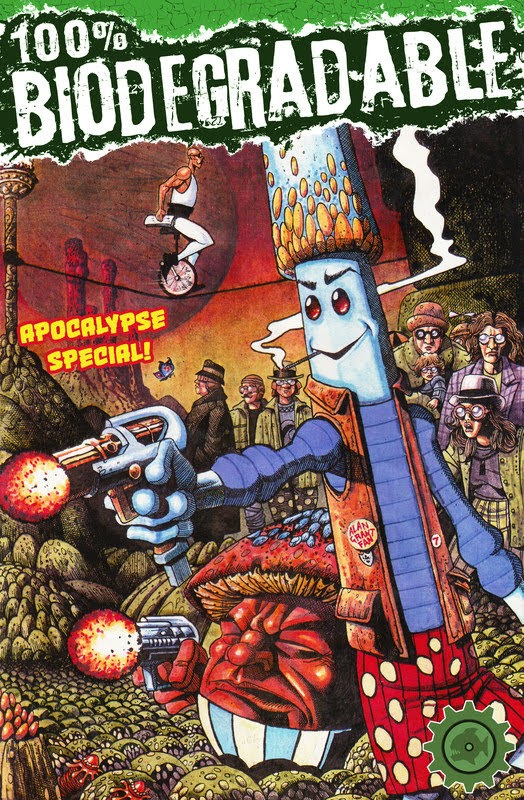 100% Biodegradable: Apocalypse Special (2018)
