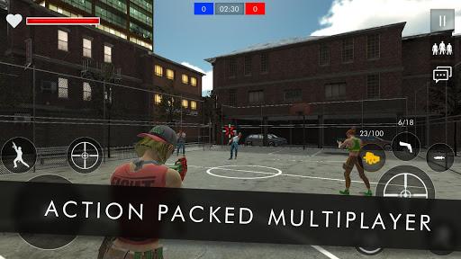 Gang Battle Arena fond d'écran 2