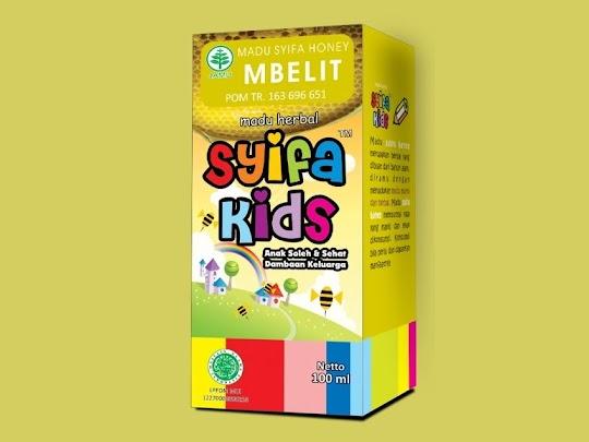 HIU Syifa Kids Sembelit herbal anak sembelit susah bab buang air besar melancarkan pencernaan anak