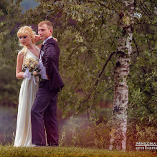 Wedding photographer Mikhail Antonov (Astudi). Photo of 23.06.2014