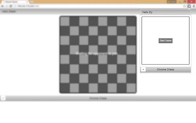 Chrome Chess