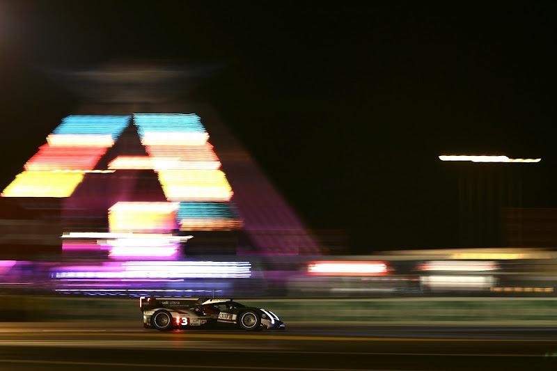 Photo: Audi R18 ultra #3 (Audi Sport Team Joest)Romain Dumas (F), Loїc Duval (F), Marc Gené (E)