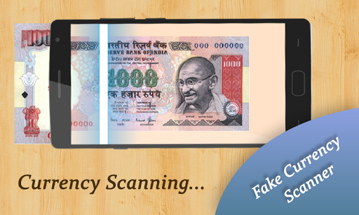 Fake Currency Scanner Prank