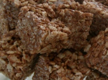 Milky Way Bar Crispy Treats Recipe