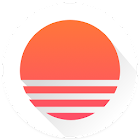 Calendrier Sunrise icon