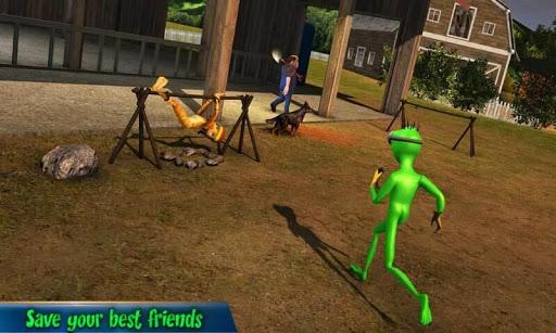 Grandpa Alien Escape Game apkpoly screenshots 4