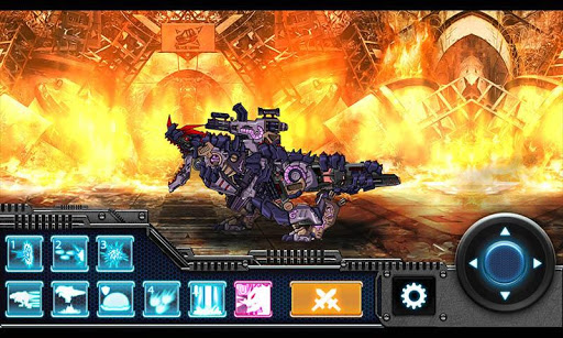 Dino Robot Infinity : Dinosaur Battle Game  screenshots 3
