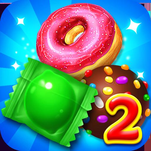 糖果狂热2 休閒 App LOGO-APP開箱王