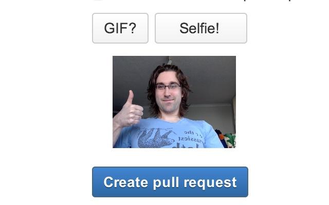 BitBucket Selfies