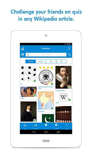 WikiMaster- Quiz to Wikipedia screenshot 17