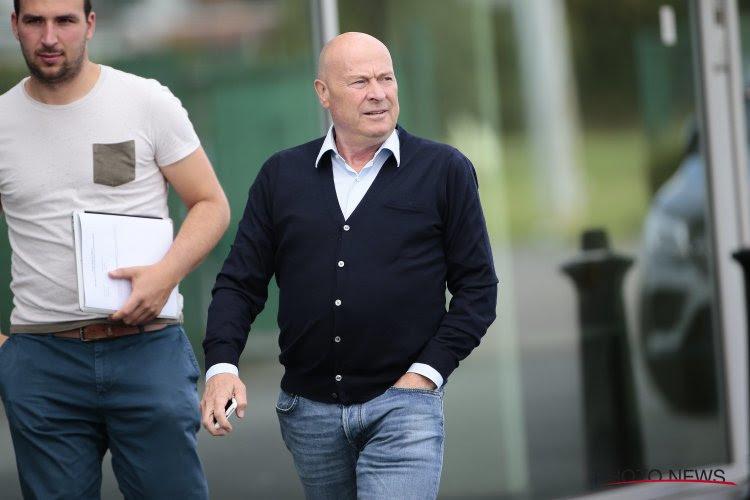 """D'Onofrio spreekt over Preud'homme als coach bij Antwerp: """"Storck zal het niet worden"""""""