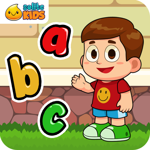 Secil Belajar Huruf Alfabet