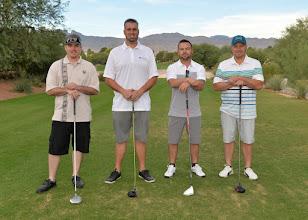 Photo: Austin Bots, Darryl Berg, Kelly Hawkins, Willy Hurley