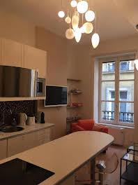 Appartement meublé 2 pièces 36,57 m2
