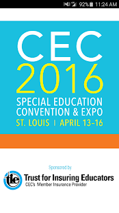 CEC 2016 screenshot