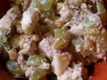 Chicken Salad Waldorf Wannabe