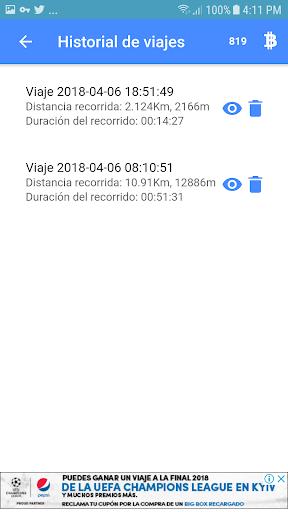 Velocimetro digital GPS  sin datos o internet 0.0.2 screenshots 4