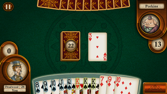 Aces® Gin Online Rummy Free App Download For Android and iPhone 3