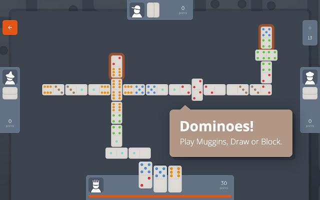 Dominoes Unblocked Game