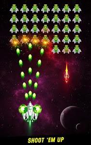 Space shooter - Galaxy attack - Galaxy shooter 1.425 (Mod Money)
