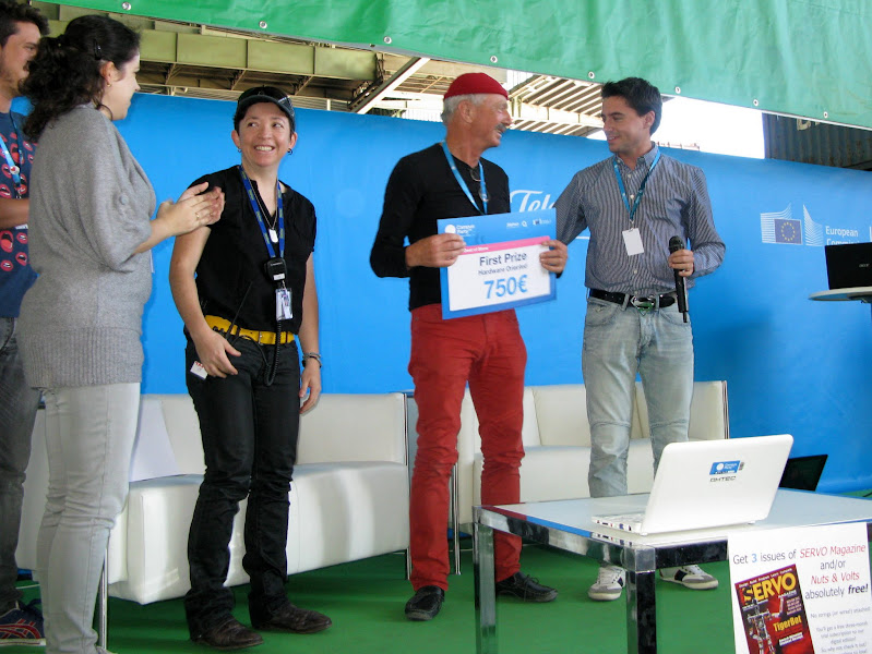 Photo: RN User Josef won 1. prize in category hardware
