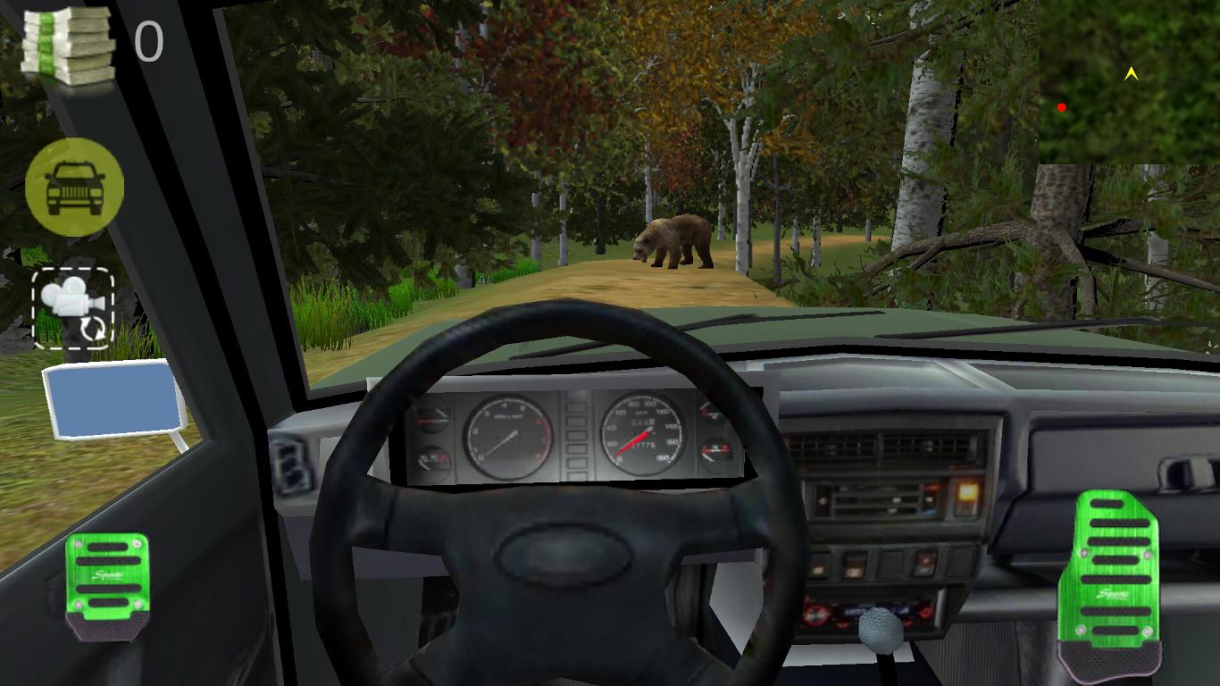 Russian hunting 4x4 screenshot
