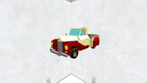 Old small truck :)