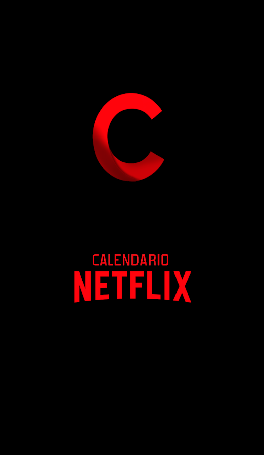 Calendario Netflix- screenshot