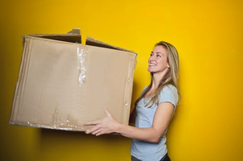 7 Creative Ideas for Leftover Moving Boxes