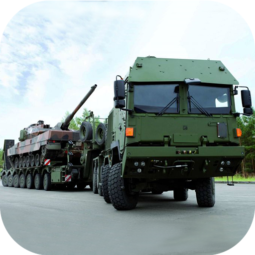 Army Truck Driver Cargo Duty (game)