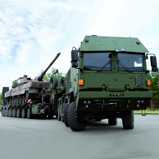 陸軍卡車司機貨物稅 模擬 App LOGO-APP開箱王