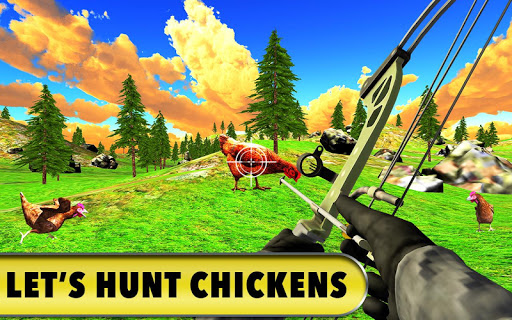 Chicken Hunting 2020 - Real Chicken Shooting games apktreat screenshots 2
