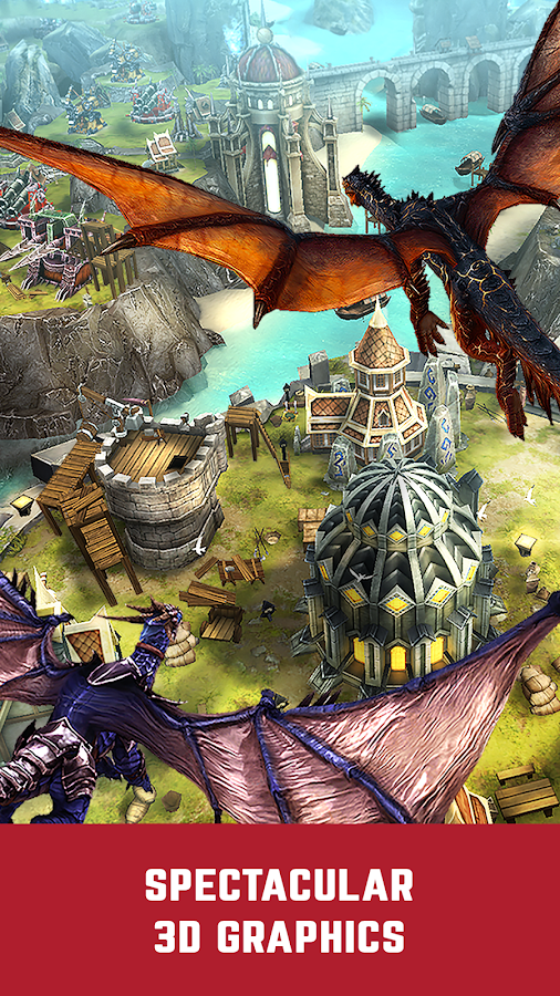 War Dragons- screenshot