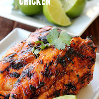 Chipotle Lime Marinade Recipes