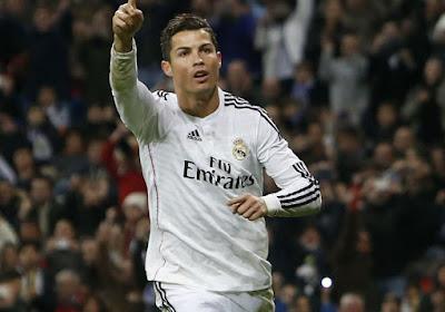 Cristiano Ronaldo remporte son second Ballon d'Or consécutif