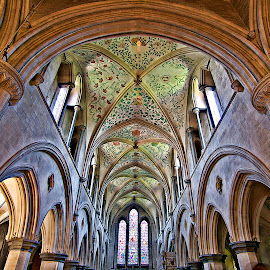 Boxgrove Priory-UK by A H Karaca - Buildings & Architecture Places of Worship