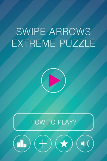Swipe Arrows Extreme Puzzle