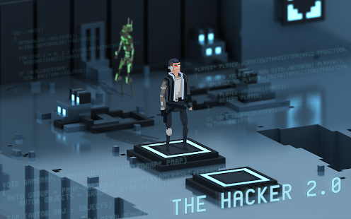 The Hacker 2.0 Screenshot