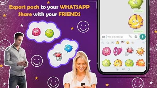 Sticker Factory & Maker for Whatsapp 2020 screenshots 7