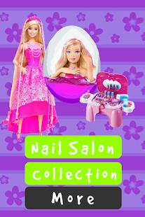 Holka hry nehty salon - náhled