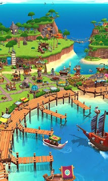 Paradise Bay APK screenshot thumbnail 6