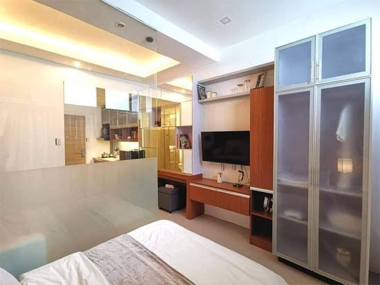 Harbour Park Residences, Mandaluyong bedroom